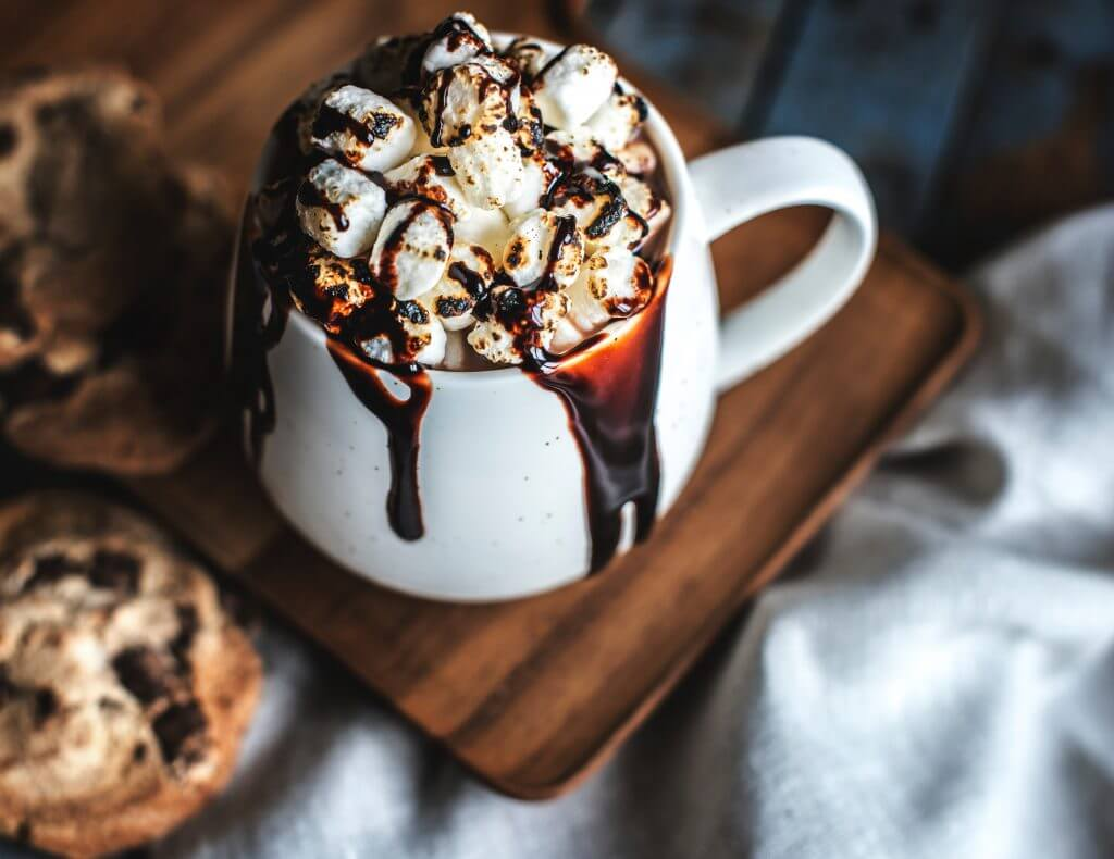 Healing hot chocolate