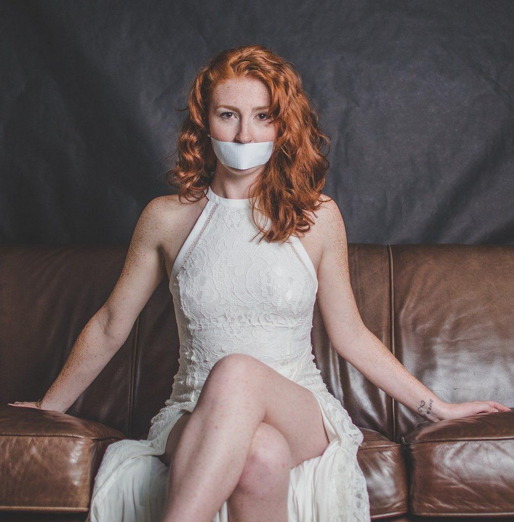coercive control silences a woman